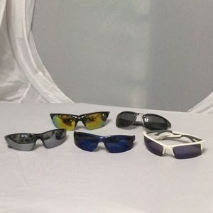 Accessories - 🕶 Sweet!  5 Pair Bundle Sport Sunglasses 🕶